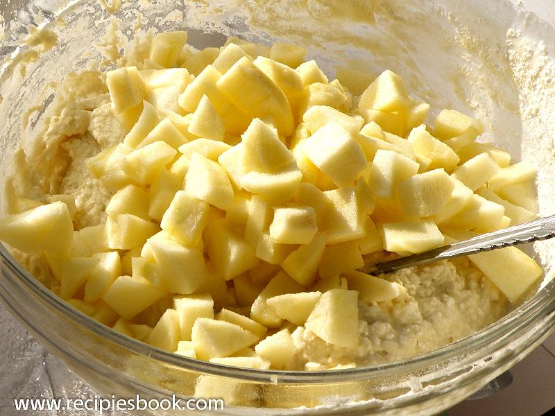 смесь для сырников